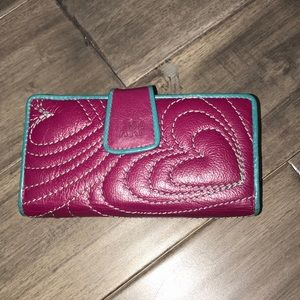 Agatha Ruiz Prada wallet